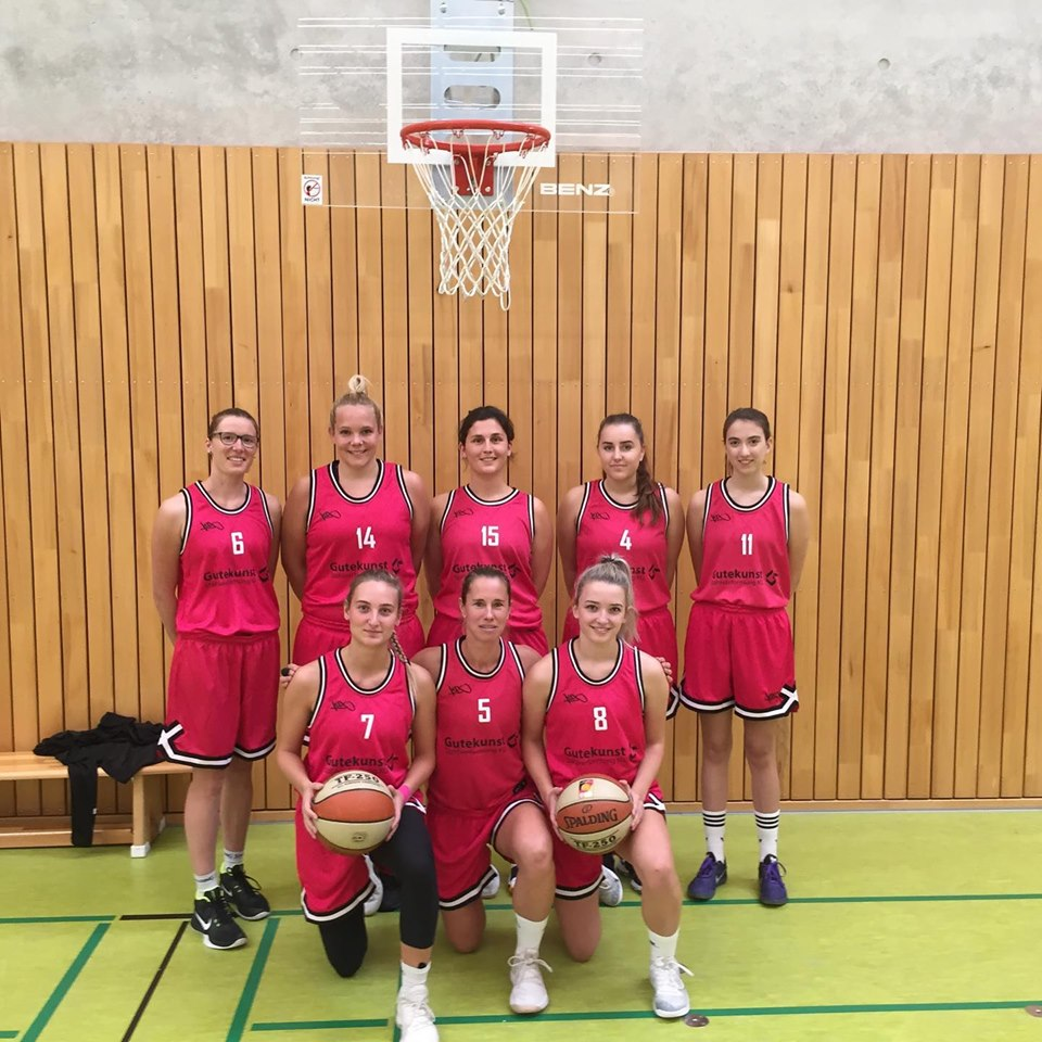 Chronik Basketball 2019: Herren 1 holen sich das Double